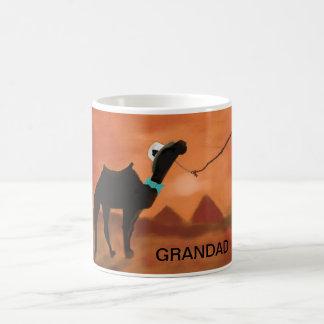 SNAD DANCING CAMEL - GRANDAD - MUG