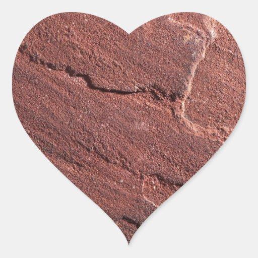 snadstone pegatinas de corazon