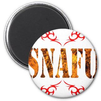 SNAFU MAGNET