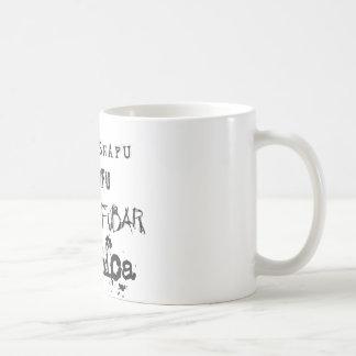 SNAFU TARFU FUBAR BOHICA COFFEE MUG