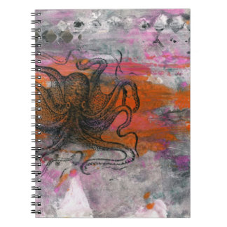 Snaggle the Octopus Journal