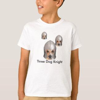 "Snaggle ""Three Dog Knight"" T-Shirt"