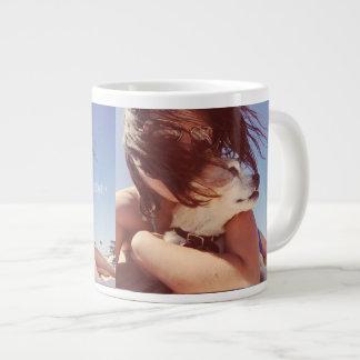 Snaggle Toof Pup & Mom Jumbo Mug