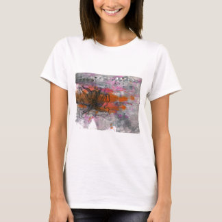 Snaggle White t T-Shirt