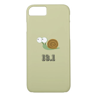 Snail 13.1 (half marathon) iPhone 8/7 case