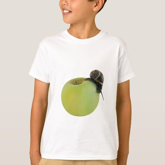 Snail and apple T-Shirt