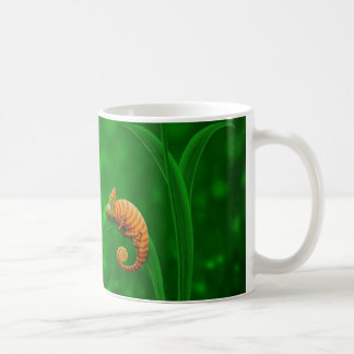 Snail and Chameleon Coffee Mug