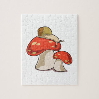 Snail And Mushroom Puzzles
