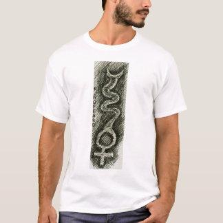 Snail Ankh T-Shirt