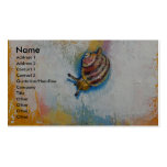 Snail Double-Sided Standard Business Cards (Pack Of 100)