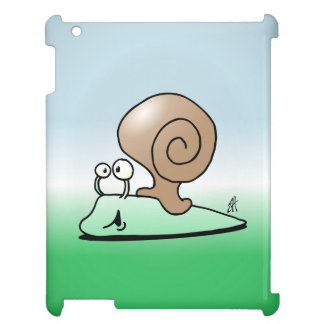 Snail Case For The iPad