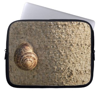 Snail Computer Sleeves