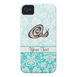 Snail; Cute iPhone 4 Covers
