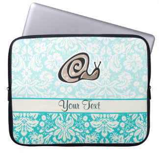 Snail; Cute Laptop Computer Sleeves