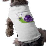 Snail Doggie T Shirt