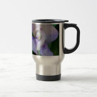 Snail Flower Travel Mug