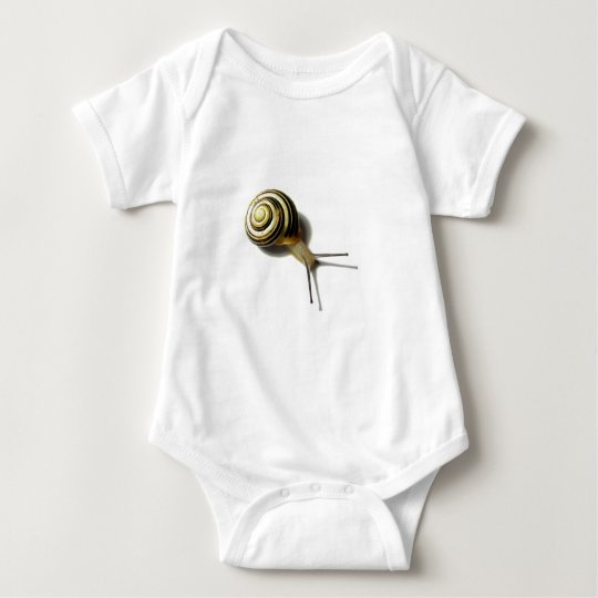 SNAIL FROM JUNGLEWALK.COM BABY BODYSUIT