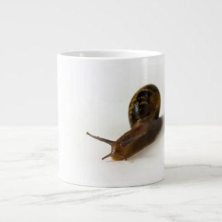 Snail Giant Coffee Mug