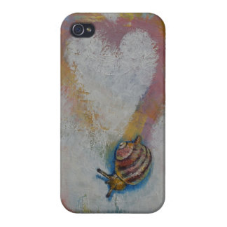 Snail iPhone 4/4S Cases