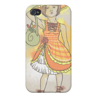 Snail iPhone 4 Cover