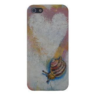Snail iPhone SE/5/5s Case