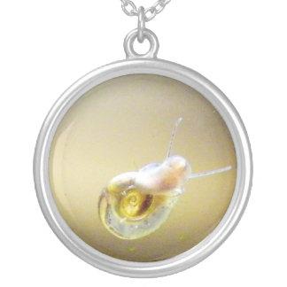 Snail Jewel Custom Necklace