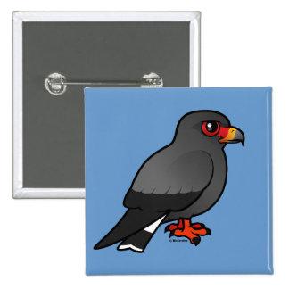 Snail Kite Pinback Button