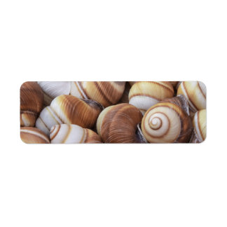 Snail Labels