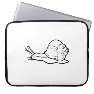 Snail Laptop Computer Sleeves