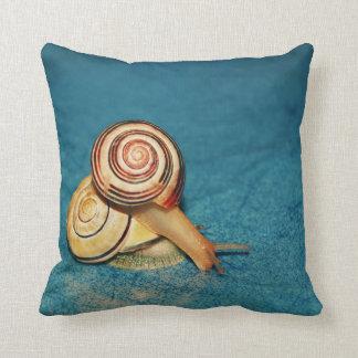 Snail Lovers - Animal Pillows