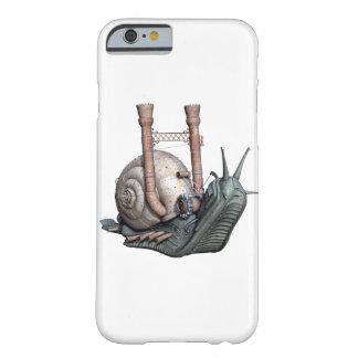 Snail Machine; Steampunk iPhone 6 Case