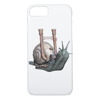 Snail Machine; Steampunk iPhone 7 Case