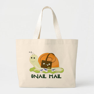 Snail mail bolsa de mano