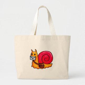 Snail mail bolsas de mano