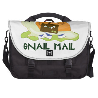 Snail mail bolsa para ordenador
