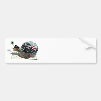 Snail Mail Bumper Sticker