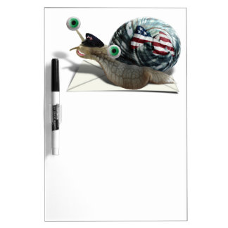 Snail Mail Dry Erase Boards
