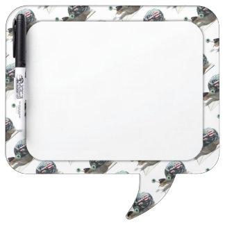 Snail Mail Dry-Erase Whiteboard