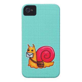 Snail mail iPhone 4 Case-Mate fundas