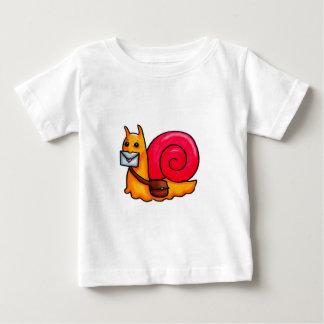Snail mail infant t-shirt
