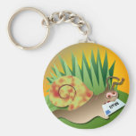 Snail Mail Keychains
