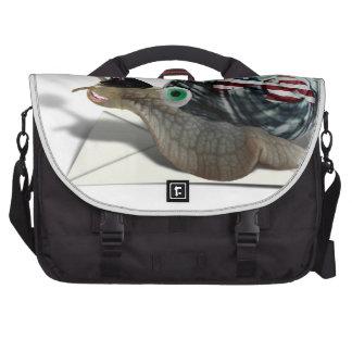 Snail Mail Computer Bag