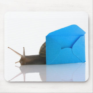 Snail Mail Mouse Pad