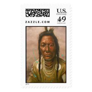 Snail Mail n.9 Postage Stamp