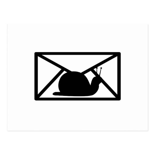 snail mail post card