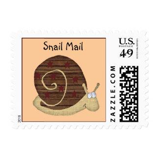 Snail Mail Postage