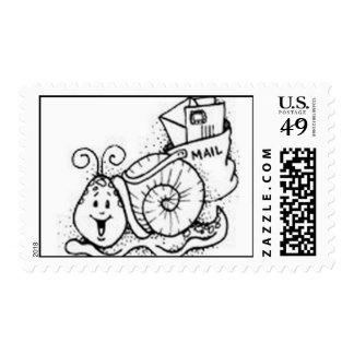 Snail mail sellos