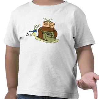Snail Mail Toddler Twofer T-Shirt