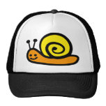 snail mesh hats