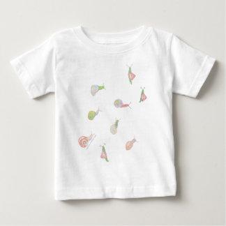 Snail Moss Habitat T Shirt